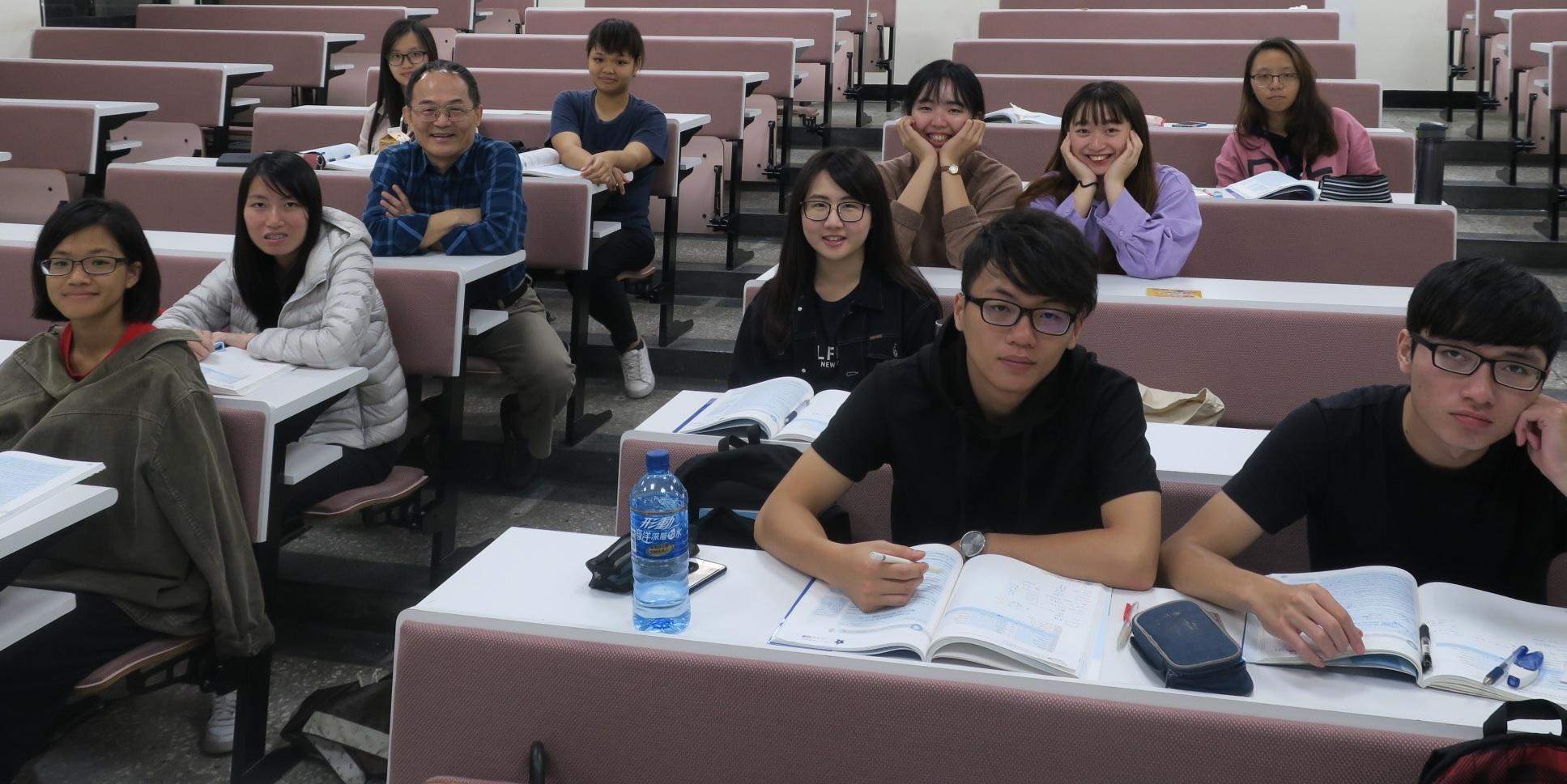 英語能力加強班